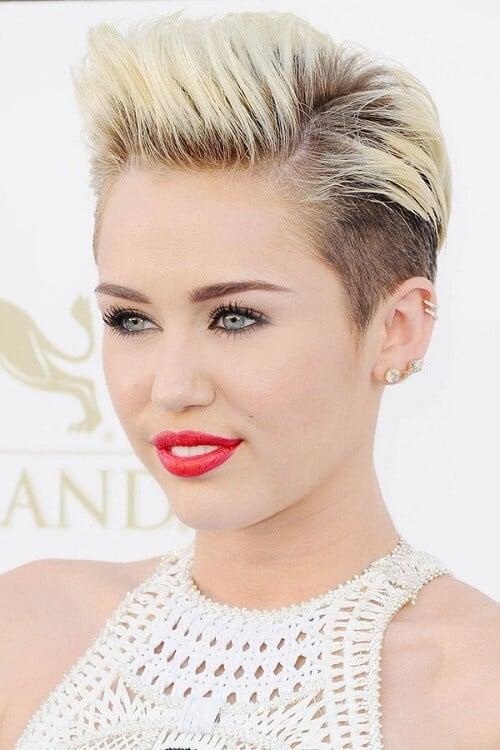 Kiểu tóc undercut nữ 2021- Ảnh 3