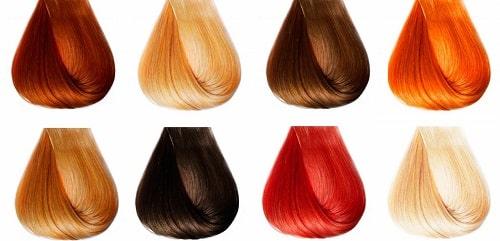 Màu nhuộm tóc nào phù hợp với làn da của bạn?