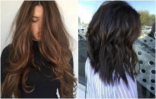 Da vàng nên nhuộm màu tóc nào đẹp?
