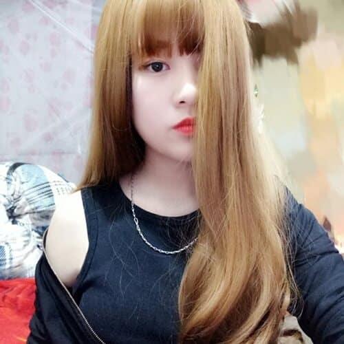 Tóc màu vàng