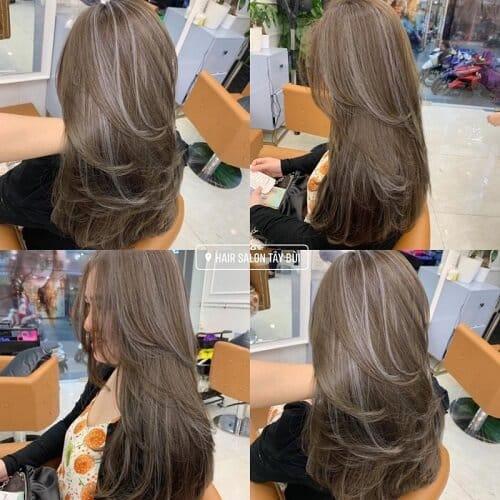 Hair Salon Tây Bùi