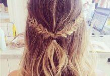Thêm phụ kiện để mái tóc trở nên hoàn hảo hơn