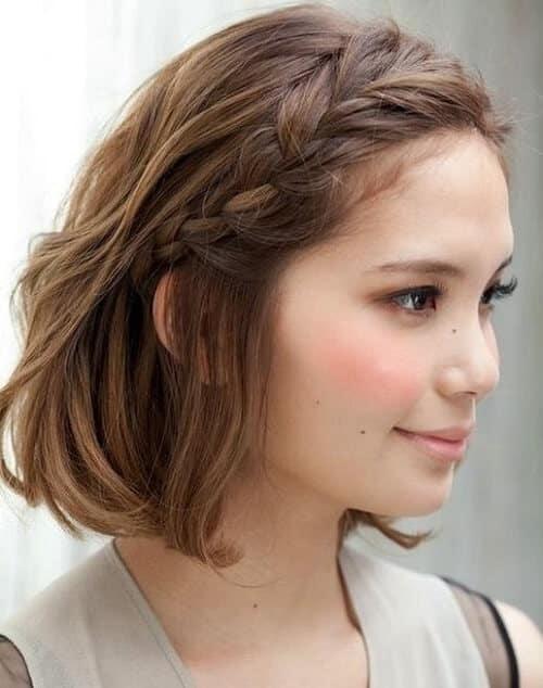 Biến hóa với tóc mái đáng yêu cho mọi cô gái