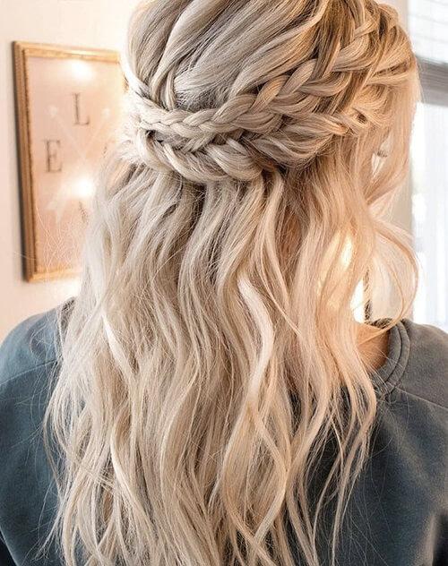 Tết tóc đuôi dài sang chảnh