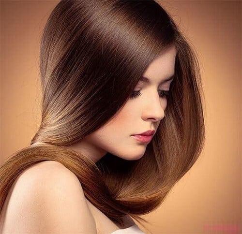Mẹo chăm sóc khi nhuộm tóc màu nâu khói