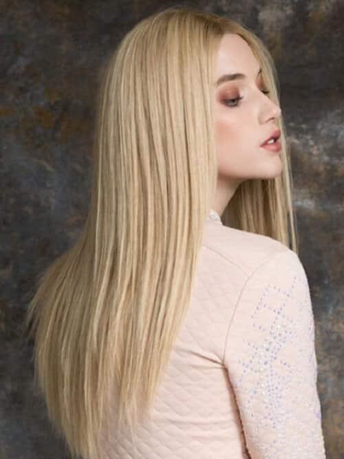Kiểu tóc màu vàng khói 2021 - Ảnh 2