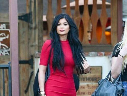Tóc màu xanh đen nguyên thủy