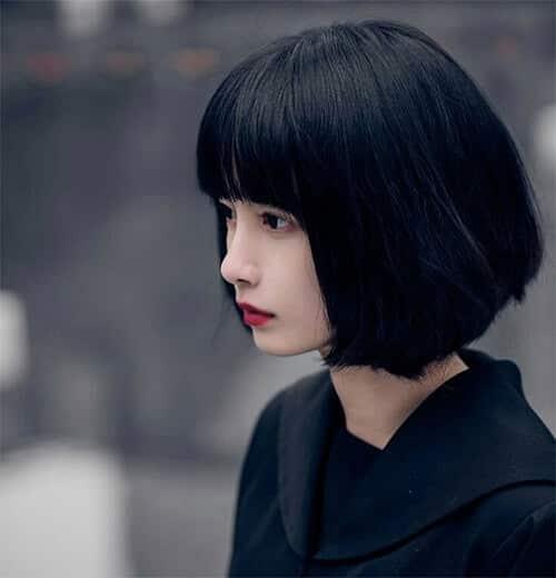 Kiểu tóc ngắn bồng bềnh 2021 - Ảnh 10