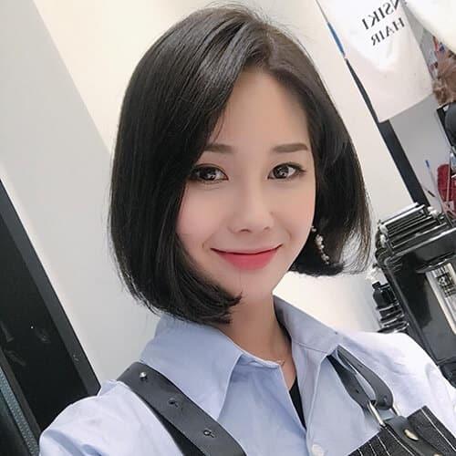 Kiểu tóc ngắn bồng bềnh 2021 - Ảnh 15