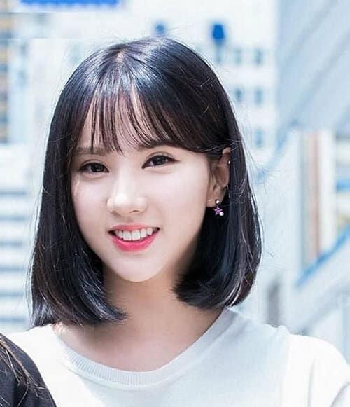 Kiểu tóc ngắn duỗi phồng 2021 xinh đẹp lộng lẫy - Ảnh 12