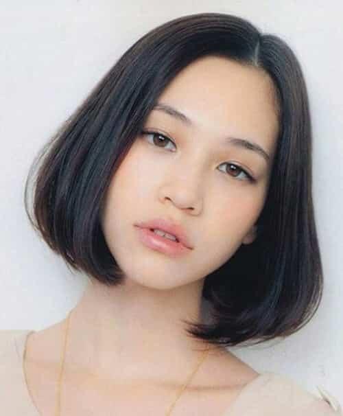 Kiểu tóc ngắn duỗi phồng 2021 xinh đẹp lộng lẫy - Ảnh 8