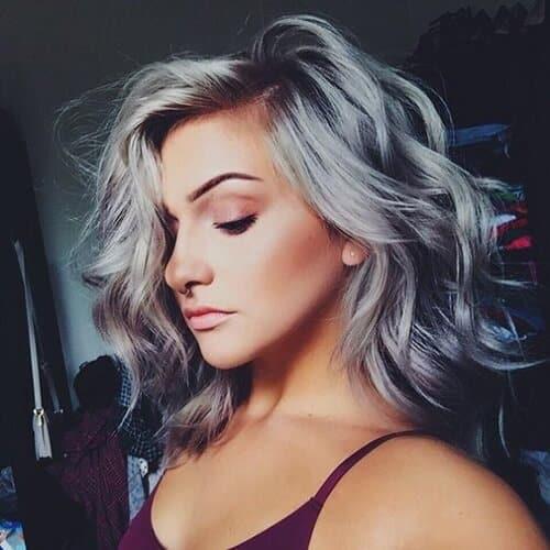 Kiểu tóc ngắn lượn sóng đẹp nhất 2021 - Ảnh 18