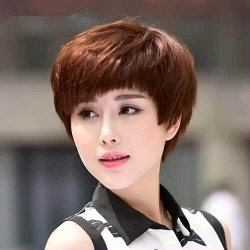 Kiểu tóc tomboy đẹp 2021 khiến bạn 'mê mẩn' - Ảnh 21