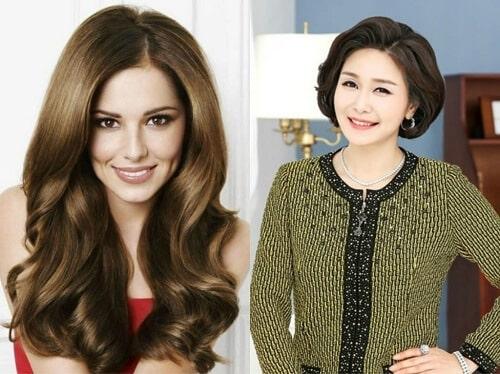 Kiểu tóc đẹp cho phụ nữ tuổi 50 thịnh hành nhất năm 2021