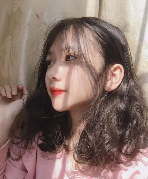 Tóc nữ ngang vai Hàn Quốc