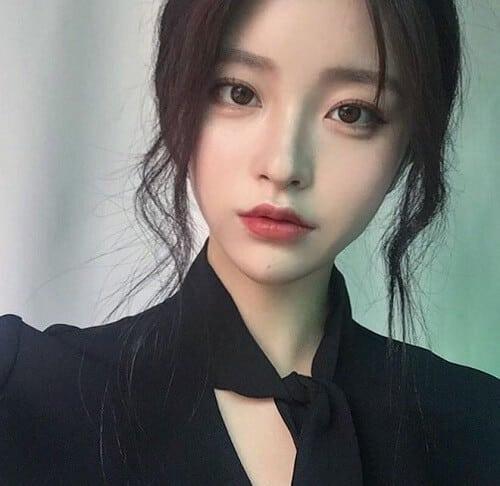 Tóc không mái Hàn Quốc